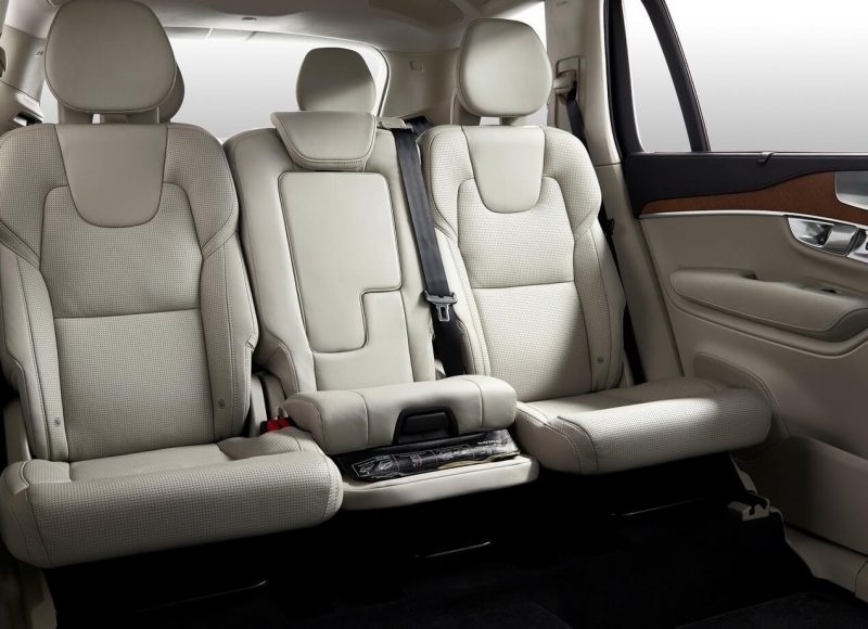 Фото салона Volvo XC90 II