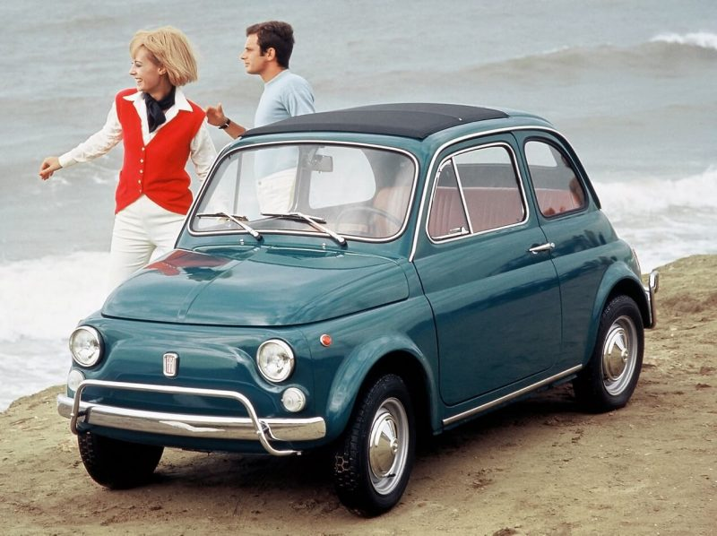 Фото Fiat 500 L
