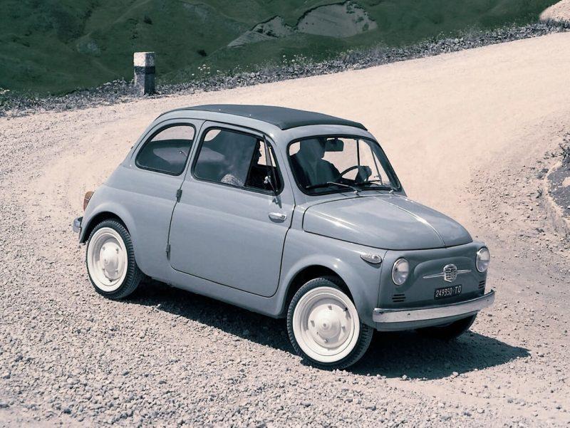 Фото Fiat 500 Nuova