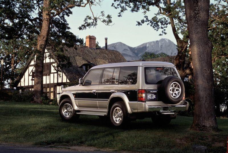 Фотография Mitsubishi Pajero II