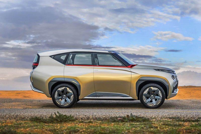 Фото Mitsubishi GC-PHEV Concept