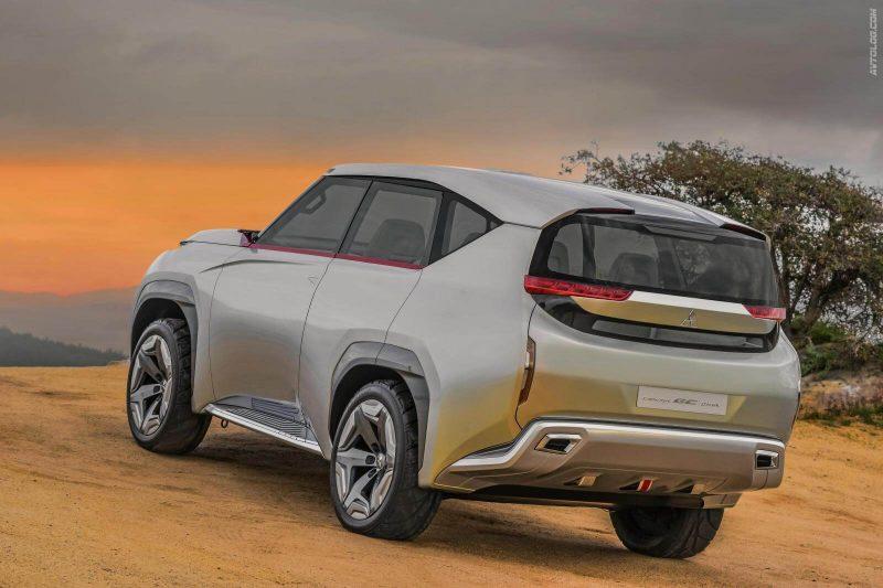 Авто Mitsubishi GC-PHEV Concept