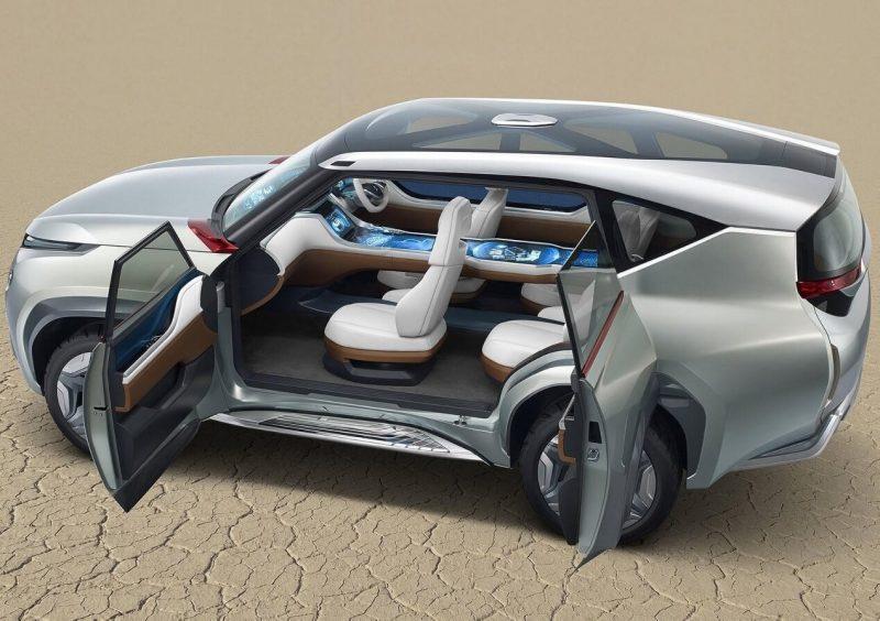 Фото авто Mitsubishi GC-PHEV Concept