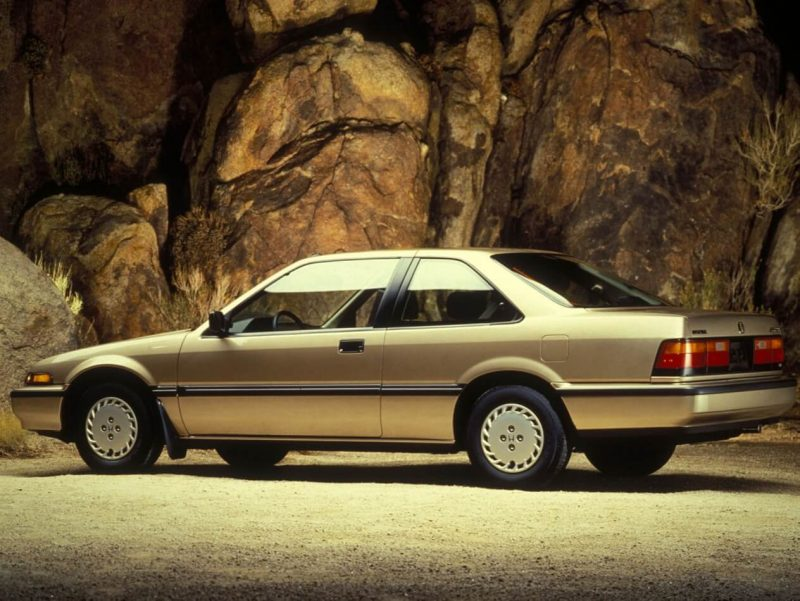 Honda Accord Coupe 1988