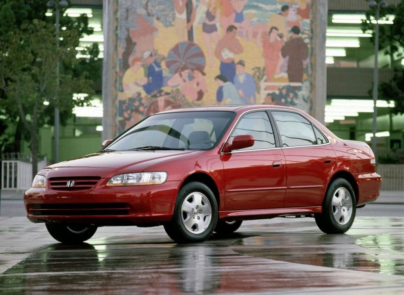 Авто Honda Accord VI