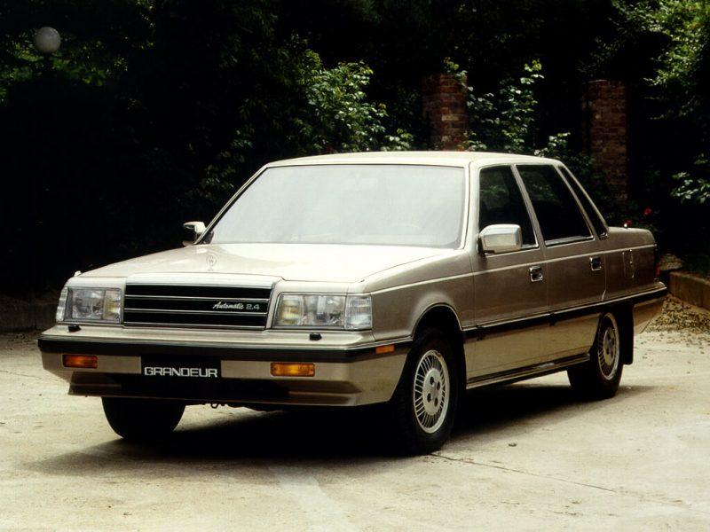 Авто Hyundai Grander I