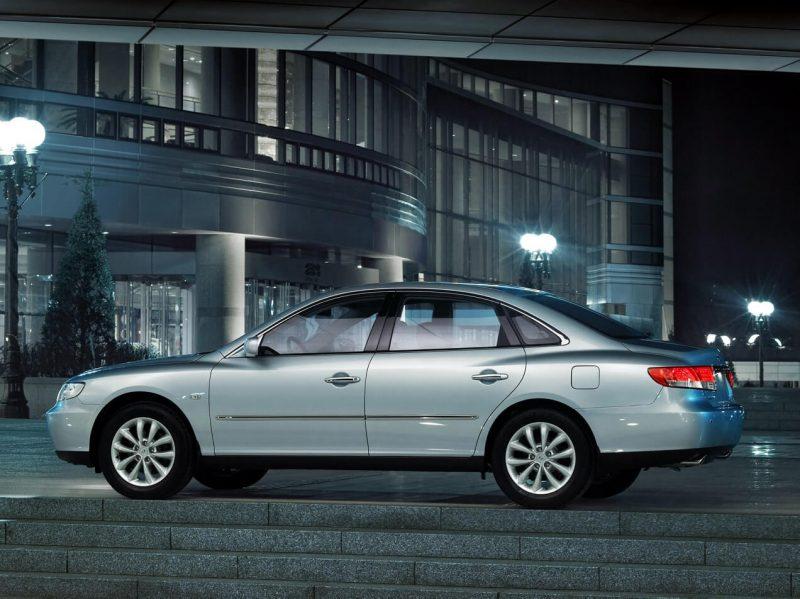 Hyundai Grandeur TG