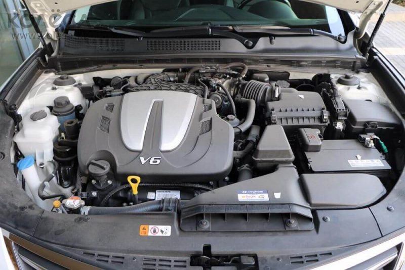 Двигатель Hyundai Grandeur (IG)