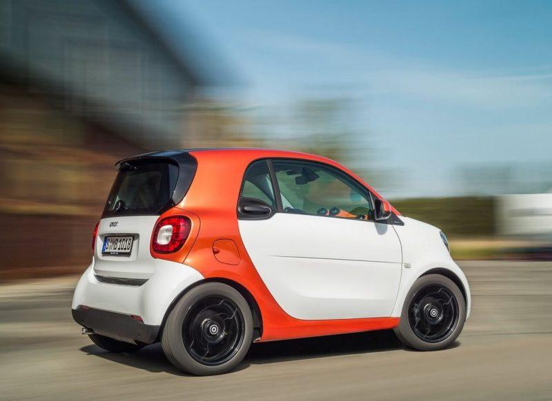 Авто Smart ForTwo 2015