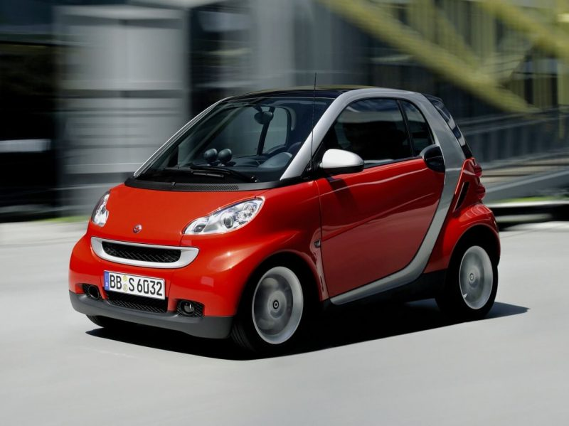 Фото Smart ForTwo Passion