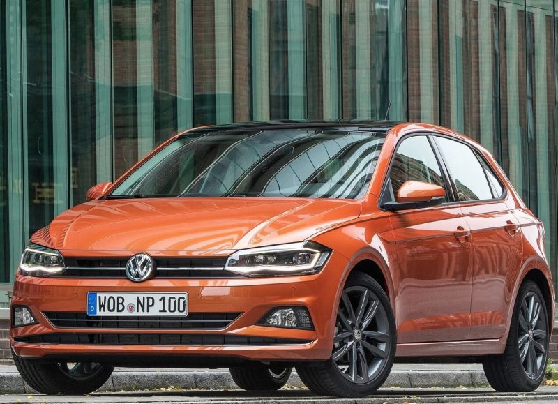 Фото Volkswagen Polo VI поколения