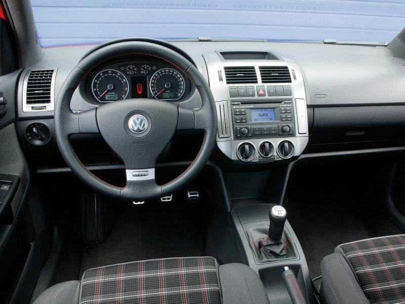 Передняя панель Volkswagen Polo IV