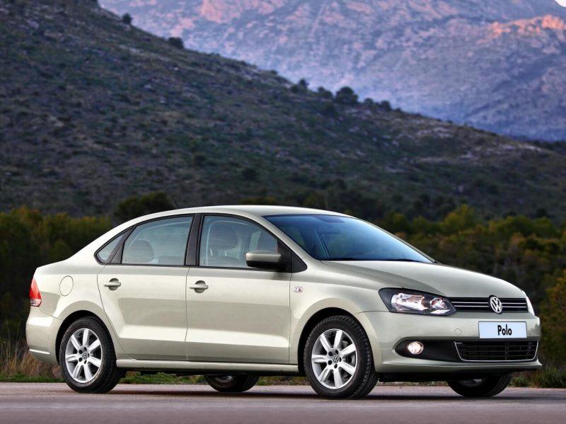Фото Volkswagen Polo V поколения
