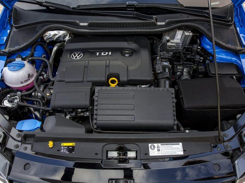 Дизельный двигатель Volkswagen Polo