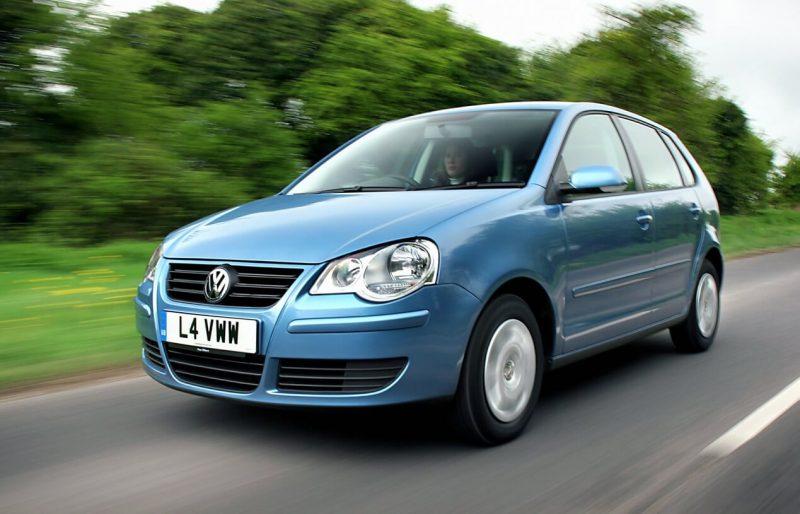 Рестайлинг Volkswagen Polo IV