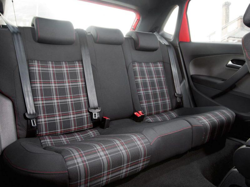 Задний диван Volkswagen Polo V