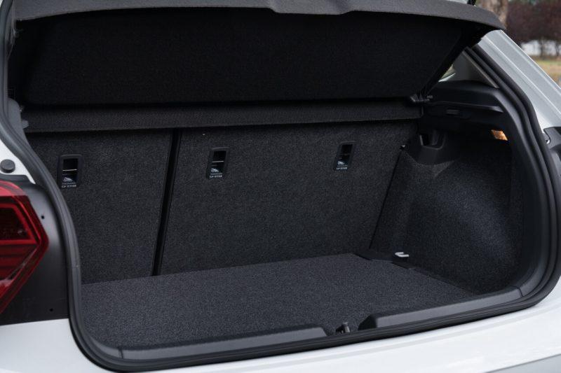 Багажник Polo VI