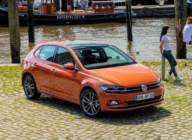 Новый хэтчбек Volkswagen Polo VI