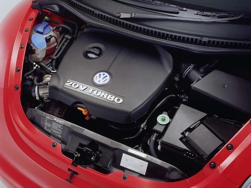 Двигатель Volkswagen New Beetle 2