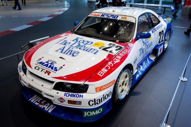 Фото Nissan Skyline GT-R LM GT1