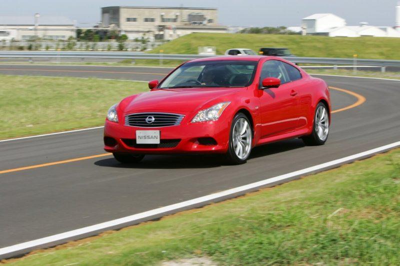 Nissan Skyline (V36)