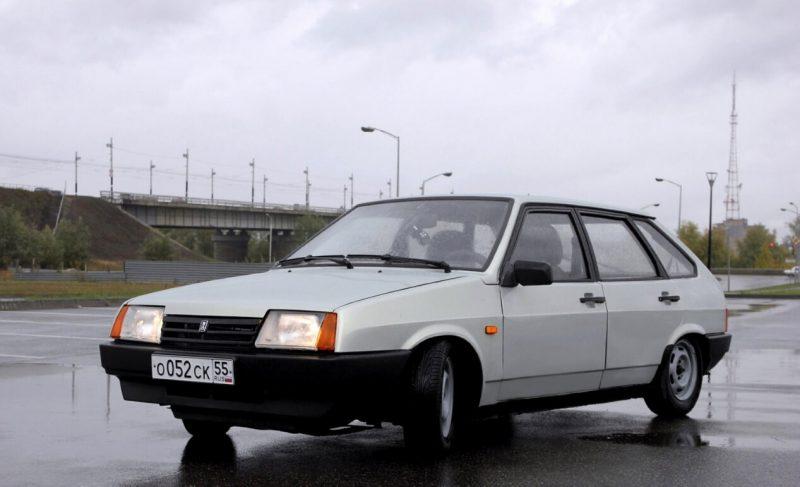 Обновленный ВАЗ-2109