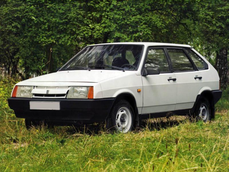 Фото авто ВАЗ-2109