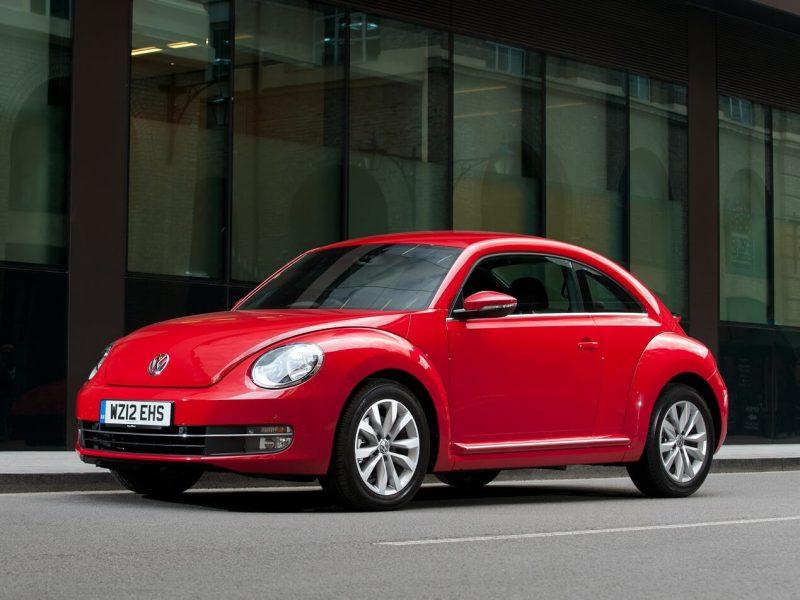 Фото VW Beetle III