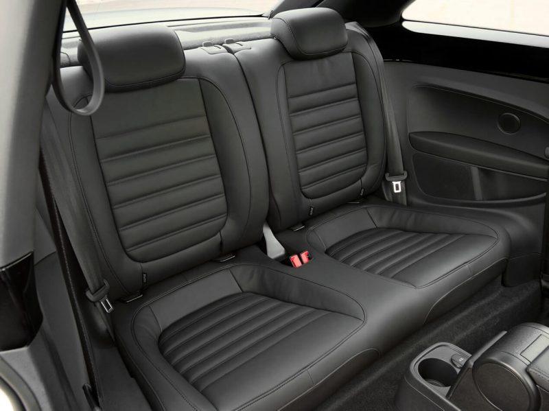 Задние сиденья Volkswagen Beetle 3