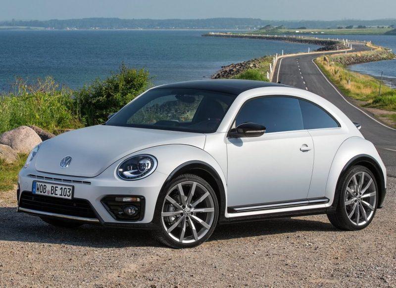 Фотография Volkswagen Beetle 3