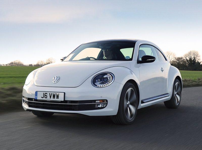 Авто Volkswagen Beetle 3