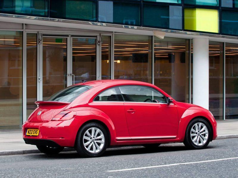 Авто VW Beetle III