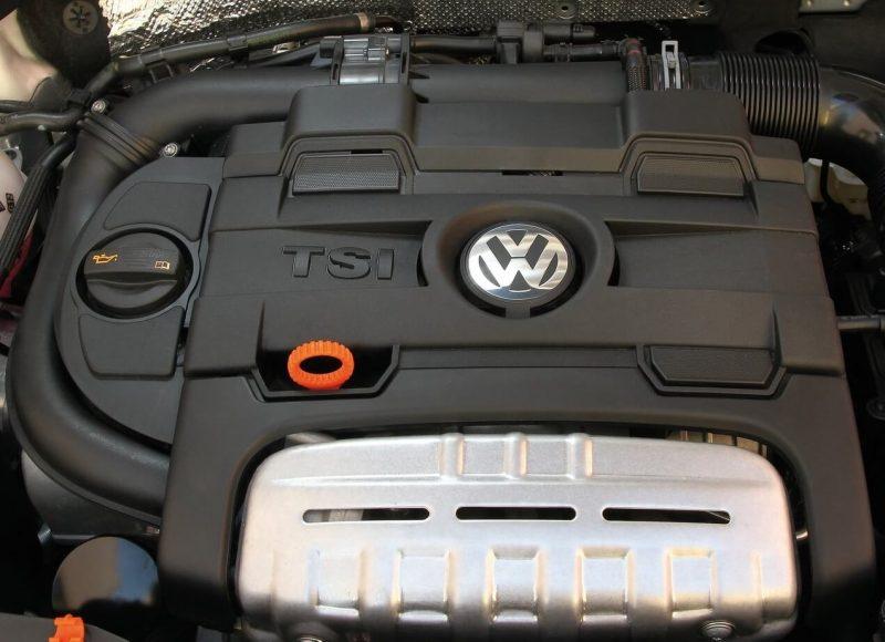 Volkswagen Beetle двигатель