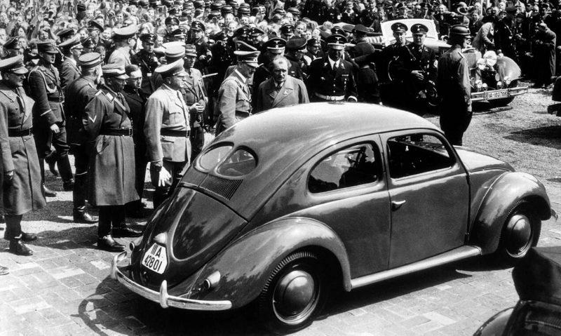 Volkswagen Käfer фотография авто