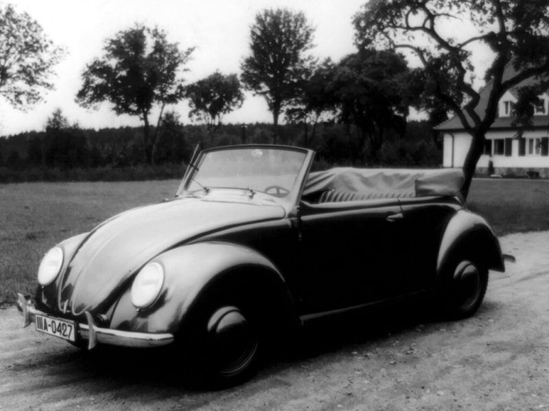 Volkswagen Käfer фото авто