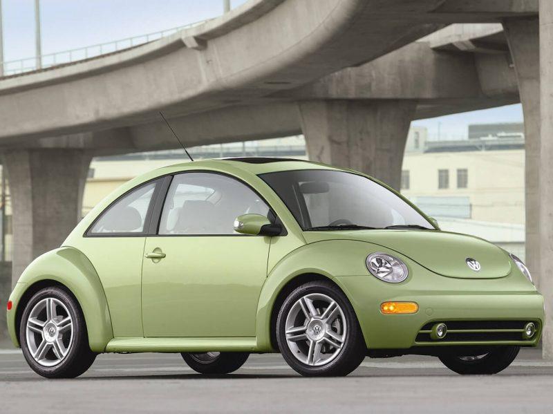 Фото Volkswagen New Beetle