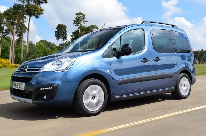 Фото Citroën Berlingo Multispace XTR