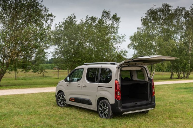 Citroën Berlingo Multispace фотография