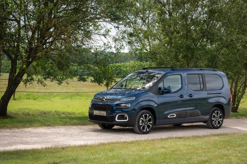 Фото Citroën Berlingo Multispace XL