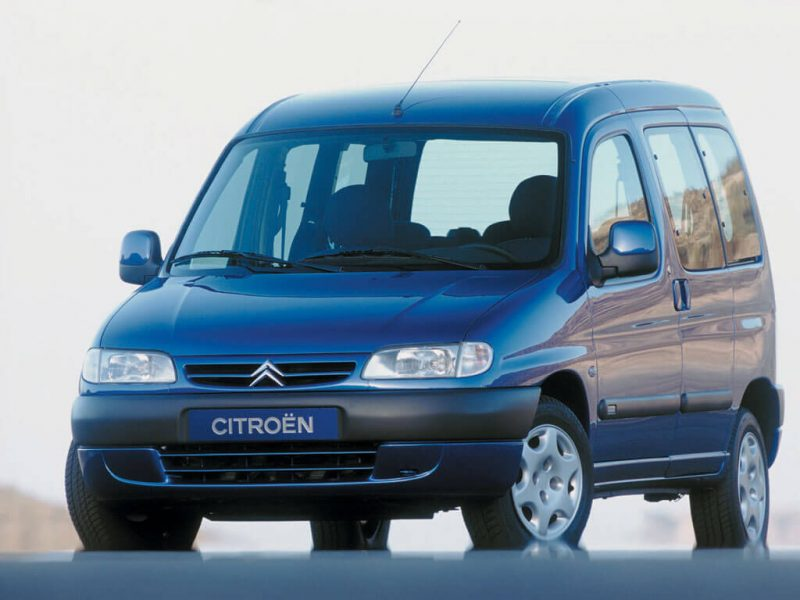 Фото Citroen Berlingo I поколения