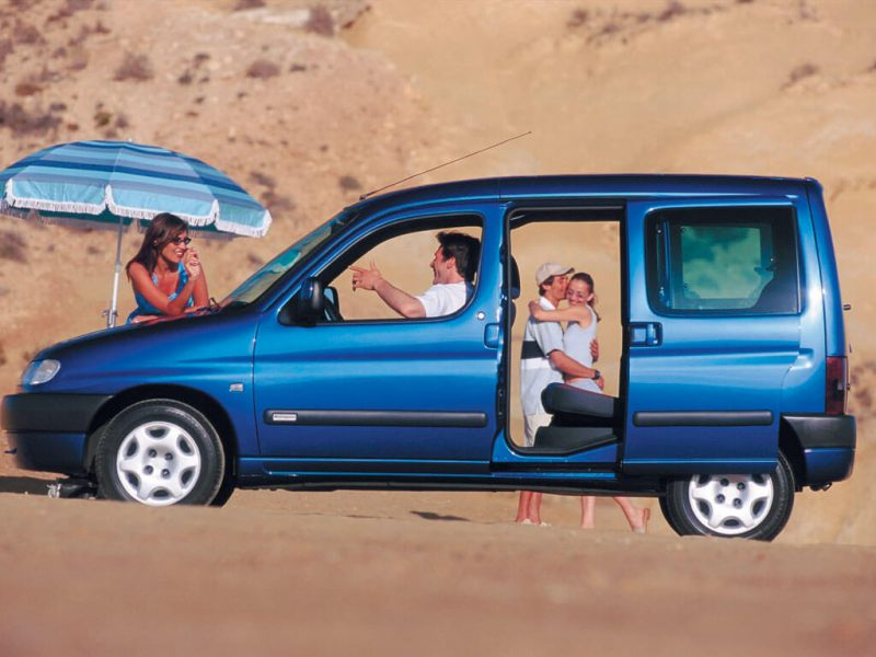 Авто Citroen Berlingo Multispace 1998