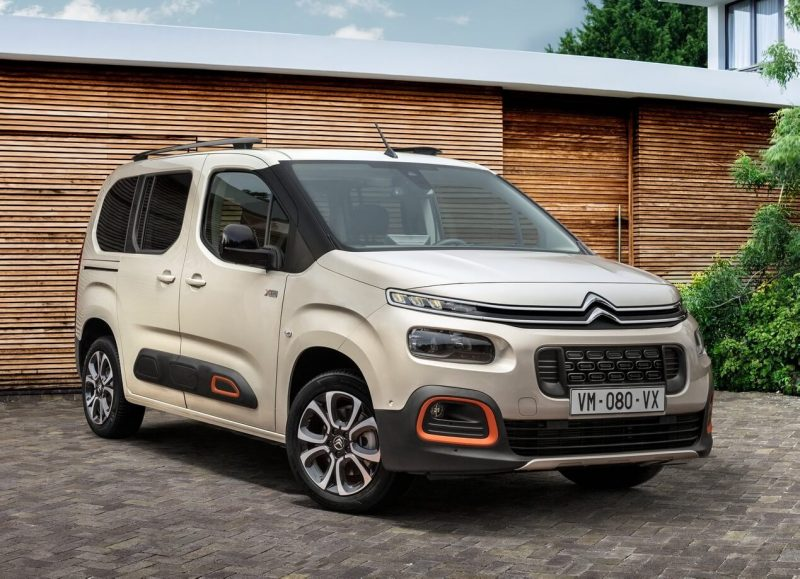 Фото Citroen Berlingo III