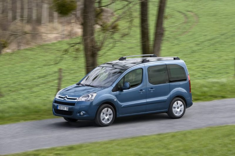 Авто Citroen Berlingo II