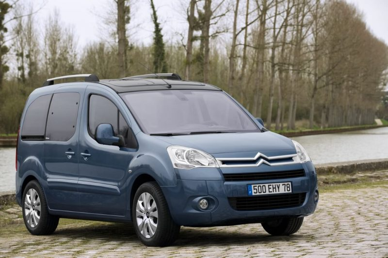 Фото Citroen Berlingo II