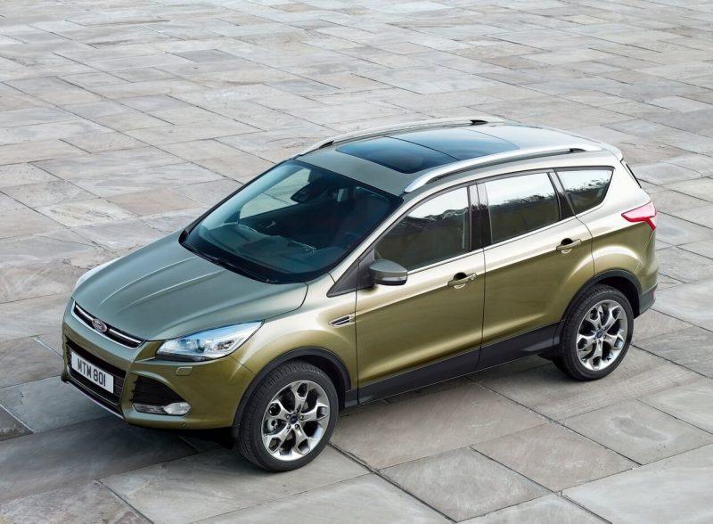 Ford Kuga второе поколение