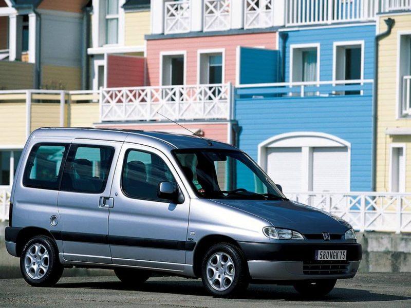 Авто Peugeot Partner I поколение