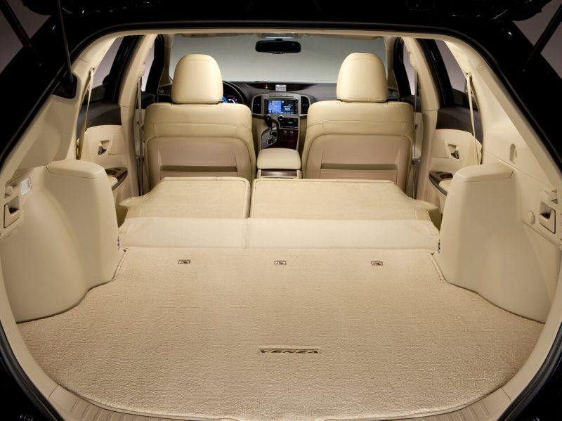Багажник Toyota Venza