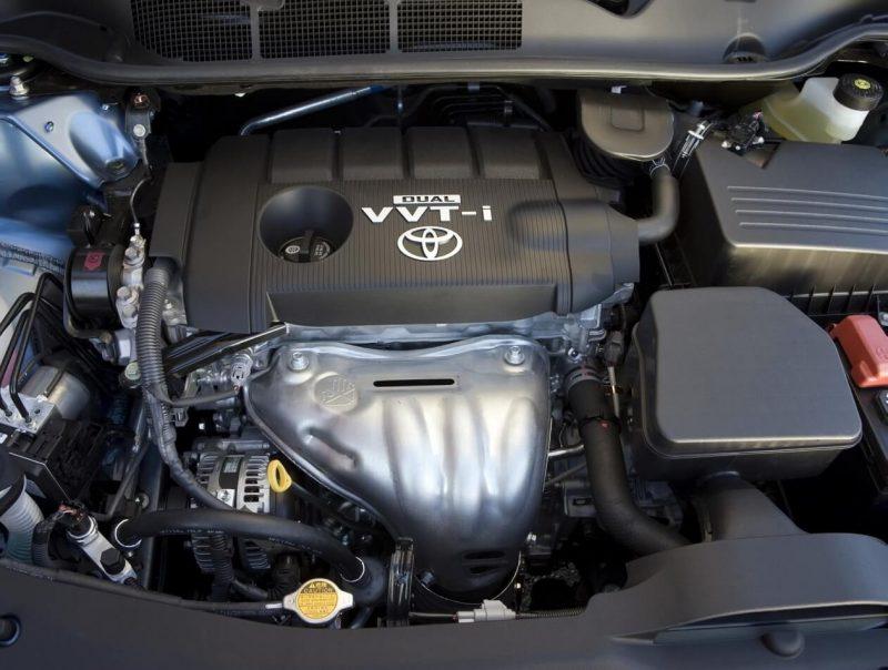 Тойота Венза двигатель