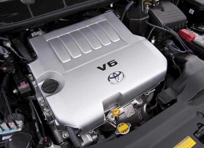 Toyota Venza двигатель