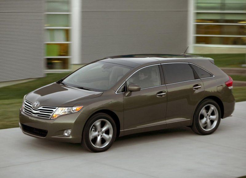 Toyota Venza 2009 года